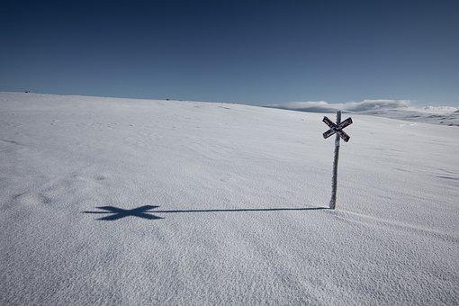Mountain, Touring, Snow, Point, Ski