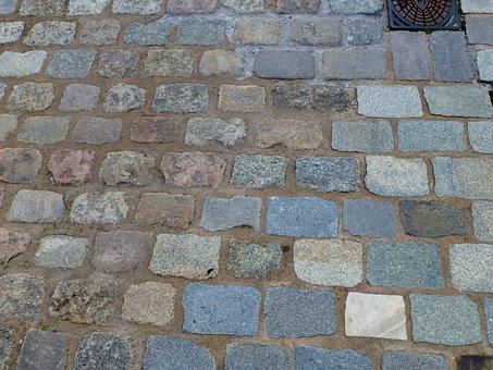 Patch, Stones, Floor, Stone Floor, Away, Ground