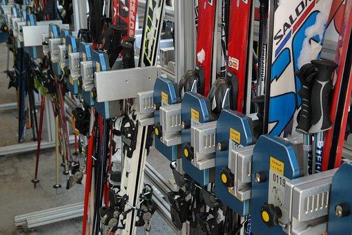 Ski Depot, Ski Castle, Security, Ski, Shut Off