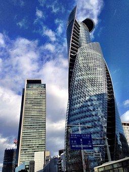 Spiral Tower, Nagoya Group Of Buildings