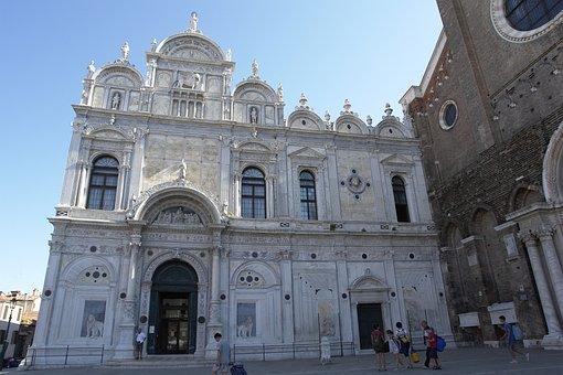 Architecture, Renaissance, Venice