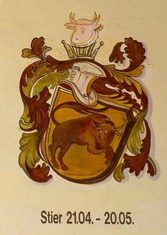 Zodiac Sign, Horoscope, Astrology, Bull