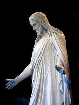 Christ, Salt Lake City, Visitors Center