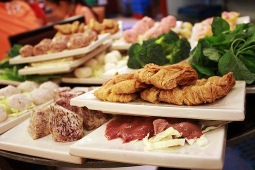 Shabu-shabu Food, Shabu-shabu, Food, Mix Food