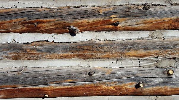 Logs, Log Cabin, Wood, Cabin, House, Wooden, Rural