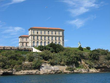 Marseille, Mediterranean, Port