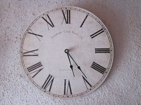 Clock, Time, Time Indicating, Time Of, Pointer, Watches