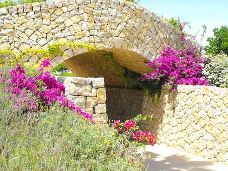 Bridge, Stone, Masonry, Nature, Rock, Stone Bridge