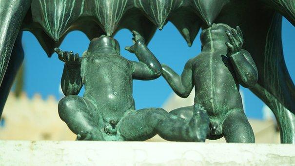 She-wolf, Segovia, Romulus, Rowing, Aqueduct