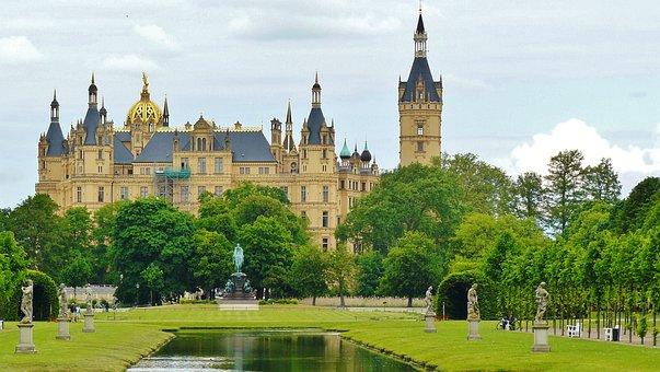 Schwerin, Schwerin Castle, Castle