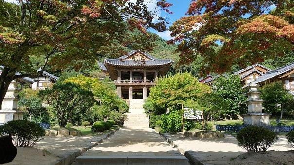 Korea, Permanent Residence, Buseoksa Temple, Section