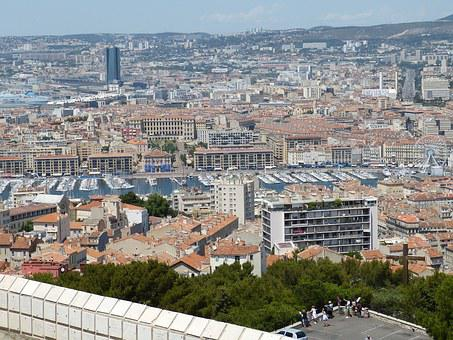 Marseille, France, South Of France, Mediterranean