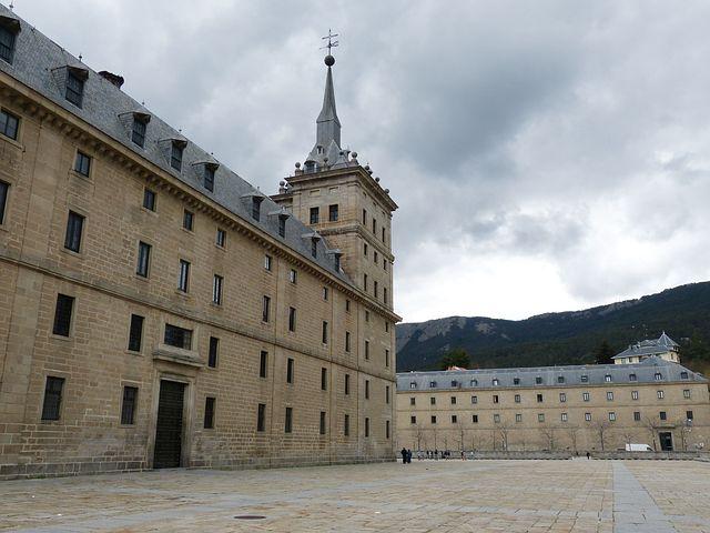 Madrid, Spain, Castile, Escorial, Unesco