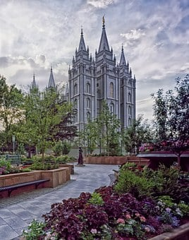 Salt Lake City, Utah, Temple