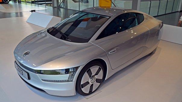 Vw, Xl 1, A Liter Car, Study, Economical