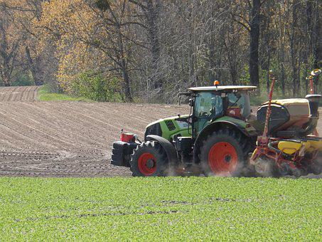 Field, Tractor, Agriculture, Field Economics