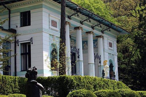 Villa, Culture, Ernst Fuchs, Art Nouveau, Vienna