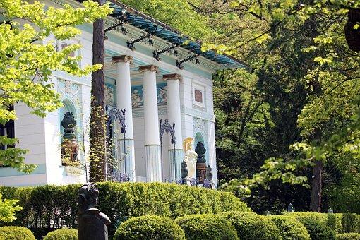 Villa, Ernst Fuchs, Culture, Art Nouveau, Vienna