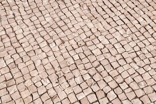 Cobblestone, Street, Stones, Backdrop, Texture