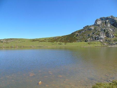 Picos De Europa, Covadonga Lakes, Spain, Covadonga