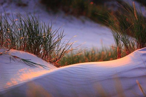Slowinski National Park, Moving Dunes, Landscapes