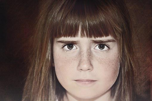 Person, Human, Female, Girl, Face, View, Ernst, Eyes