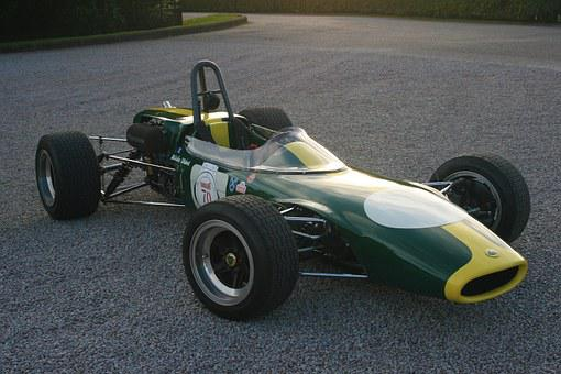 Lotus, Racing Car, Car, Racing, Speed, Power, Motor