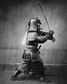 Samurai, Warrior, Samurai Fighter, Samurai Warrior