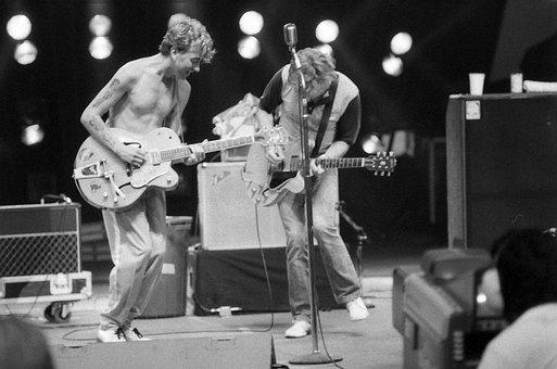 Stray Cats, Brain Setzer, Dave Edmund, Rockpalast, 1983