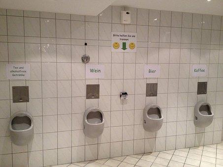Waste Separation, Toilet, Porcelain, Urinals