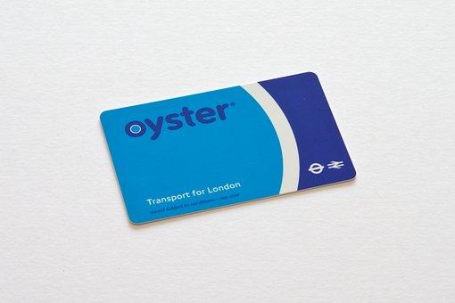 Travel Card, Oyster, London, Transport, Travel, Plastic