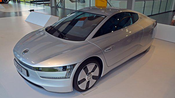 Vw, Xl 1, A Liter Car, Study, Economical