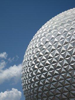 Building, Architecture, Epcot, Walt Disney World