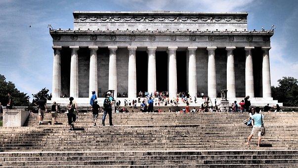 Lincoln Memorial, Washington Dc, Seat Of Government