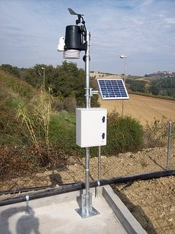 Weather Station, Davis, Vantage Pro2, Solar, Science