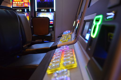 Slot Machine, Gambling, Addiction, Slot, Casino