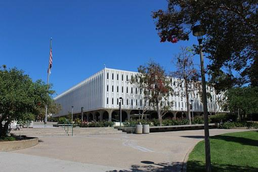 San Diego State University, Library, Architecture, Sdsu