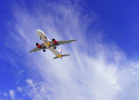 Plane, Aviation, Air Transport, Airport, Take-off