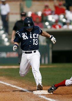 Baseball, College Baseball, Athletic, Baseball Player
