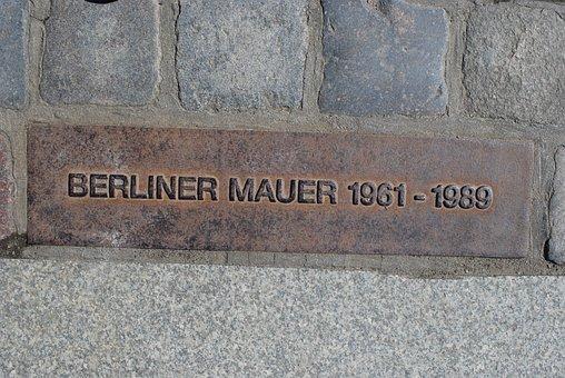 Berlin Wall, Commemorate, Berlin, Germany, History