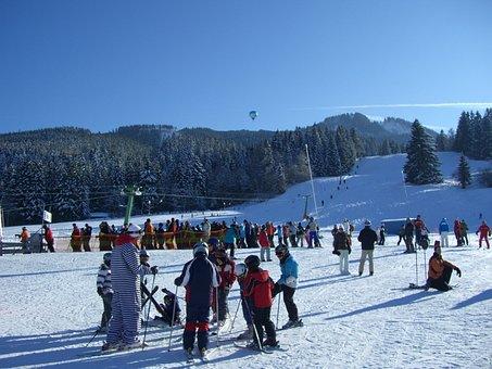 Ski Lessons, Children's Ski Course, Ski Instructors