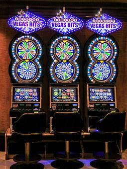 Slots, Las Vegas, Casino, Gamble, Jackpot, Machine