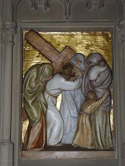 Way Of The Cross, Passion, Good Friday, Church, Christ