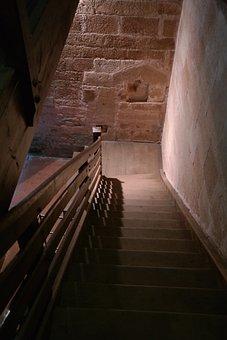Staircase Finish, Finish, Gradually, Railing, Descent