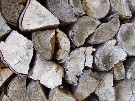 Wood, Lumber, Pile, Stack, Brown, Texture, Splinters