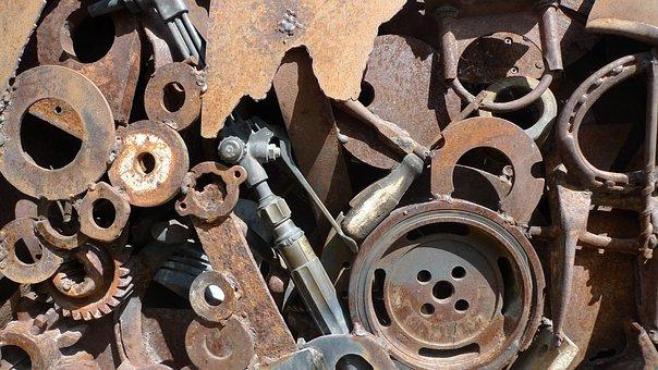 Gears, Mechanical, Metal, Machine, Technology, Cogwheel