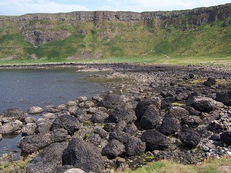 Giant's Causeway, Northern Ireland, Ireland, Basalt