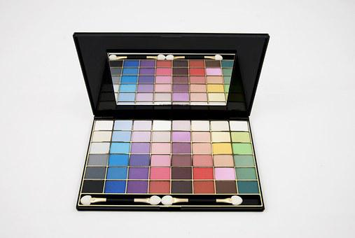 Eyeshadow, Makeup, Beauty, Palette, Colors