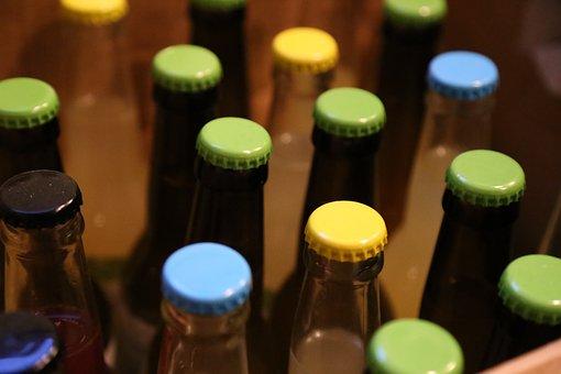 Bottle, Drink, The Drink, Event, Vintage, Color, Green
