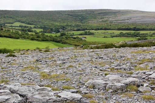 Burren, Ireland, Landscape, Irish, Rock, Stone, Nature